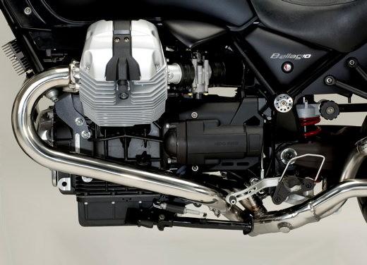 Moto Guzzi Bellagio – Test Ride - Foto 7 di 27