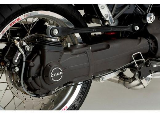 Moto Guzzi Bellagio – Test Ride - Foto 8 di 27