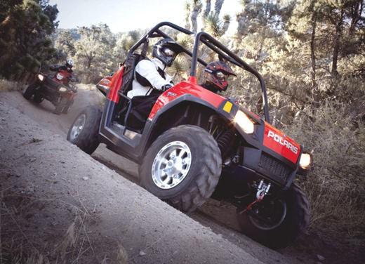 Polaris Ranger RZR '08