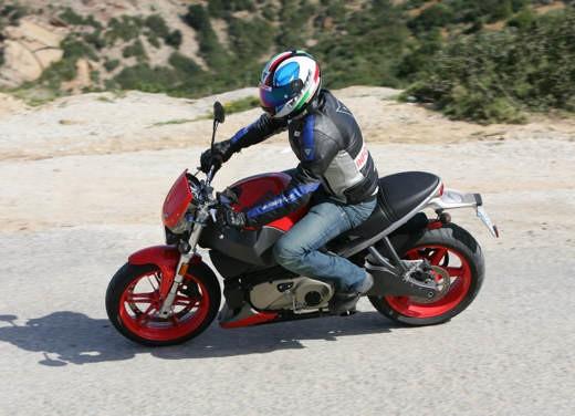 Gamma Buell 2007 – Test Ride - Foto 14 di 26