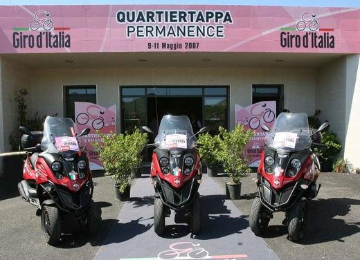 Gilera Fuoco 500 – giro d'Italia
