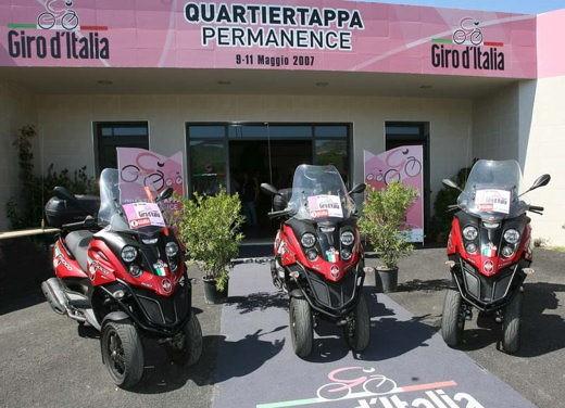 Gilera Fuoco 500 – giro d'Italia - Foto 5 di 12