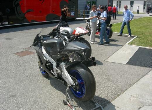 Aprilia Shiver e V4 Superbike - Foto 24 di 28