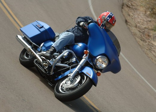 Harley Davidson 2007 – Test Ride - Foto 21 di 44