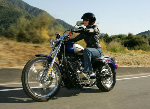 Harley Davidson 2007 – Test Ride - Foto 19 di 44