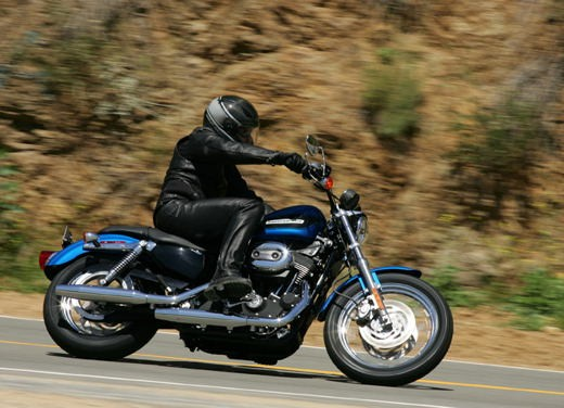 Harley Davidson 2007 – Test Ride - Foto 15 di 44