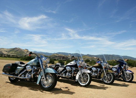 Harley Davidson 2007 – Test Ride - Foto 35 di 44
