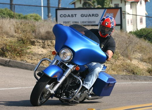 Harley Davidson 2007 – Test Ride - Foto 9 di 44