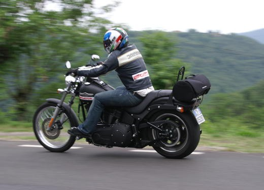 Harley-Davidson FXSTB Night Train – Long Test Ride - Foto 23 di 35
