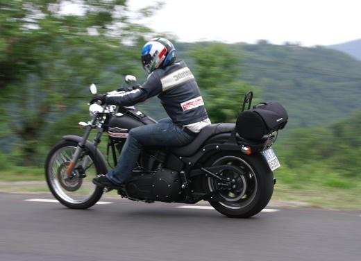 Harley-Davidson FXSTB Night Train – Long Test Ride - Foto 23 di 35