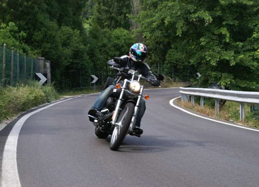Harley-Davidson FXSTB Night Train – Long Test Ride - Foto 24 di 35