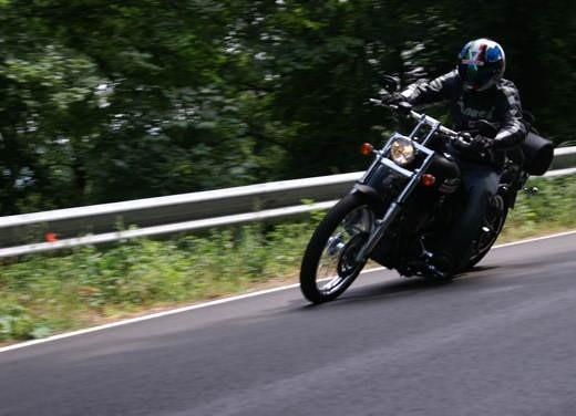 Harley-Davidson FXSTB Night Train – Long Test Ride - Foto 25 di 35