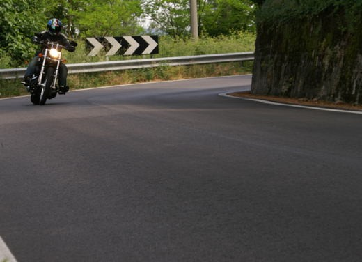 Harley-Davidson FXSTB Night Train – Long Test Ride - Foto 27 di 35