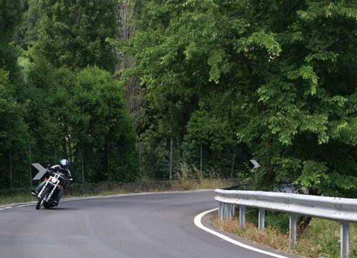 Harley-Davidson FXSTB Night Train – Long Test Ride - Foto 29 di 35