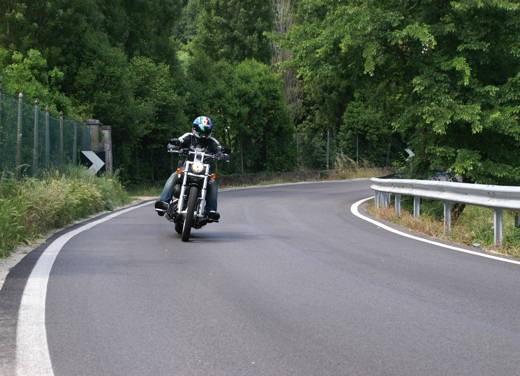 Harley-Davidson FXSTB Night Train – Long Test Ride - Foto 30 di 35