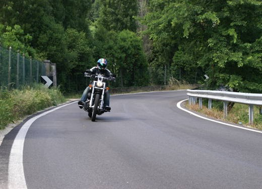 Harley-Davidson FXSTB Night Train – Long Test Ride - Foto 30 di 35