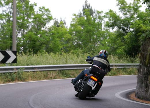 Harley-Davidson FXSTB Night Train – Long Test Ride - Foto 7 di 35