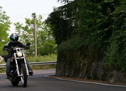 Harley-Davidson FXSTB Night Train – Long Test Ride - Foto 8 di 35