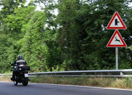 Harley-Davidson FXSTB Night Train – Long Test Ride - Foto 10 di 35