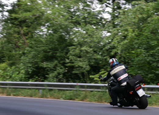 Harley-Davidson FXSTB Night Train – Long Test Ride - Foto 11 di 35