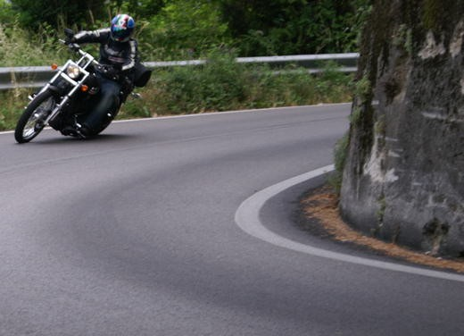 Harley-Davidson FXSTB Night Train – Long Test Ride - Foto 6 di 35
