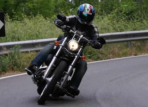 Harley-Davidson FXSTB Night Train – Long Test Ride - Foto 32 di 35