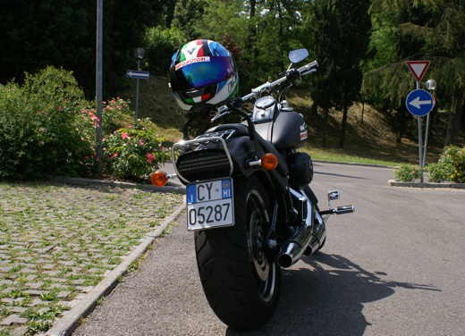 Harley-Davidson FXSTB Night Train – Long Test Ride - Foto 12 di 35