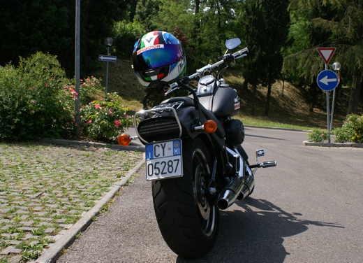 Harley-Davidson FXSTB Night Train – Long Test Ride - Foto 12 di 35