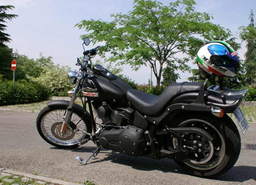 Harley-Davidson FXSTB Night Train – Long Test Ride - Foto 13 di 35