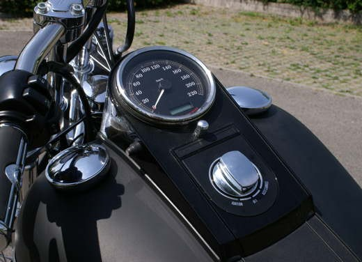 Harley-Davidson FXSTB Night Train – Long Test Ride - Foto 14 di 35