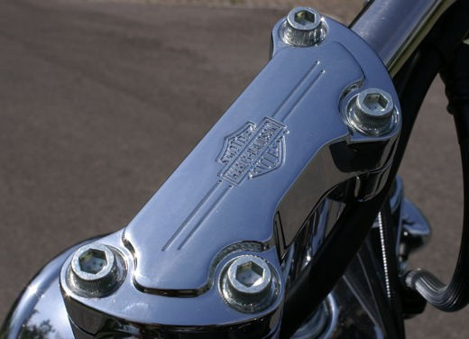 Harley-Davidson FXSTB Night Train – Long Test Ride - Foto 15 di 35