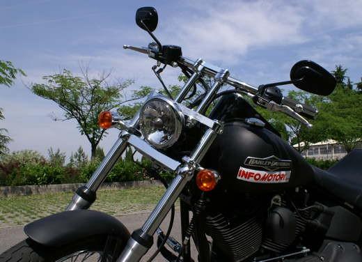 Harley-Davidson FXSTB Night Train – Long Test Ride - Foto 17 di 35
