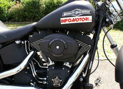 Harley-Davidson FXSTB Night Train – Long Test Ride - Foto 18 di 35