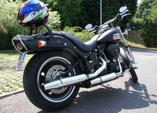 Harley-Davidson FXSTB Night Train – Long Test Ride - Foto 19 di 35