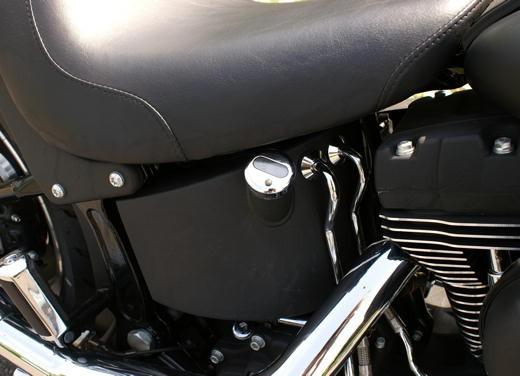 Harley-Davidson FXSTB Night Train – Long Test Ride - Foto 21 di 35