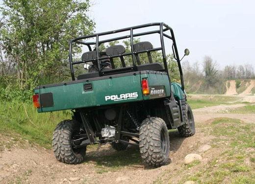 Polaris Ranger 500 Efi E 4×4 - Foto 7 di 19