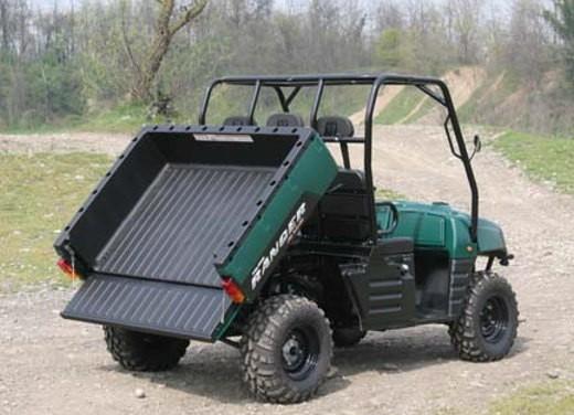 Polaris Ranger 500 Efi E 4×4 - Foto 11 di 19