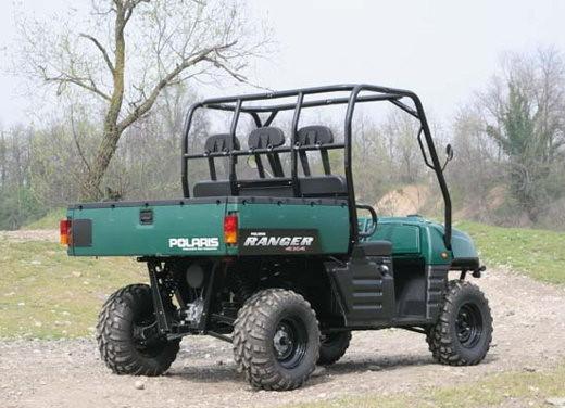 Polaris Ranger 500 Efi E 4×4 - Foto 12 di 19