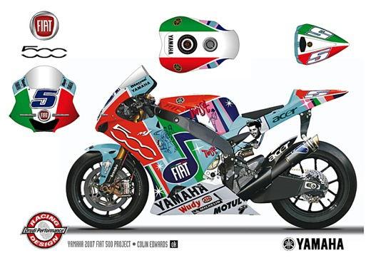 Fiat 500 e Yamaha Team - Foto 7 di 12