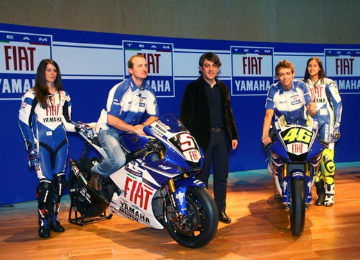 Fiat 500 e Yamaha Team - Foto 10 di 12