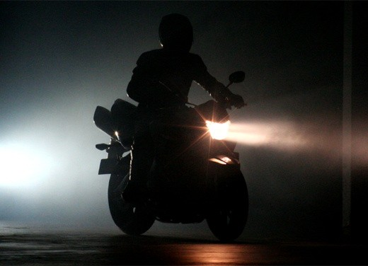 Suzuki Moto gamma '08