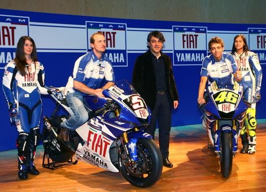 Fiat Yamaha Team: il sito ufficiale - Foto 6 di 10