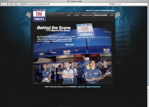 Fiat Yamaha Team: il sito ufficiale - Foto 7 di 10