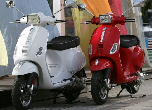 Vespa S 50 e 125 – Test Ride - Foto 16 di 27