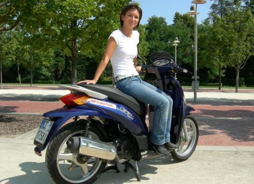 Malaguti Ciak Master 125 – Test Ride