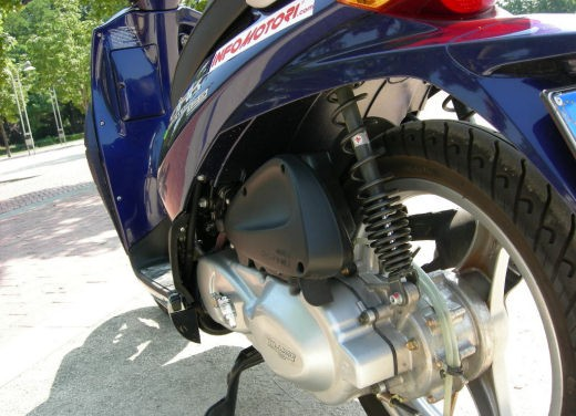 Malaguti Ciak Master 125 – Test Ride - Foto 11 di 27