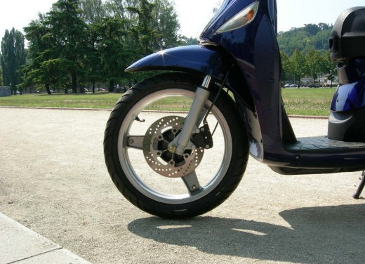 Malaguti Ciak Master 125 – Test Ride - Foto 13 di 27