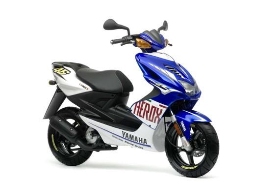 Yamaha Aerox Race Replica - Foto 9 di 16