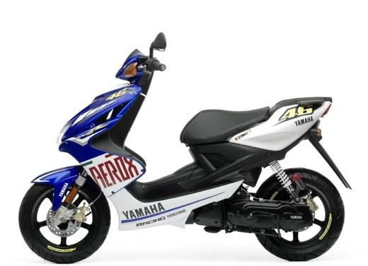 Yamaha Aerox Race Replica - Foto 4 di 16