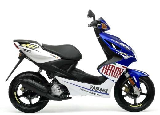 Yamaha Aerox Race Replica - Foto 5 di 16